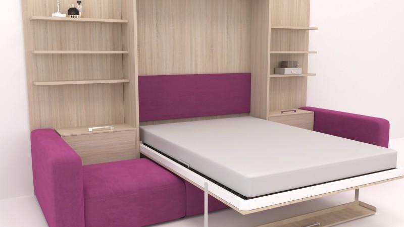 Як вибрати ліжко-трансформер, особливості ліжок